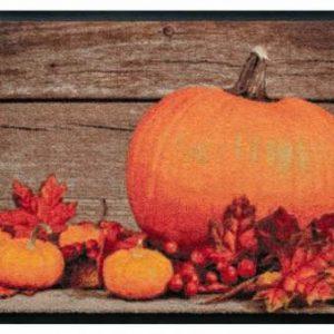 Évszakok prémium lábtörlő – őszi csendélet