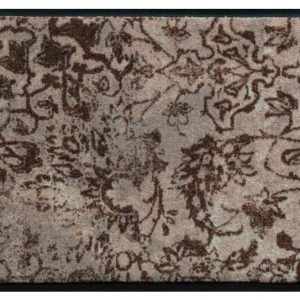 Vintage prémium doormat – dingy brown