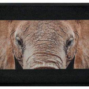 Állatos prémium lábtörlő – elefánt
