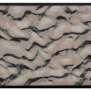 Elemek prémium lábtörlő – homok