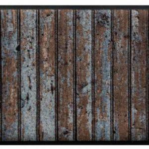 Elemek prémium lábtörlő – fa függőleges
