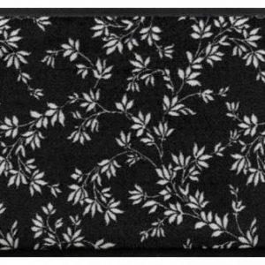 Elegáns prémium lábtörlő – kis levelek