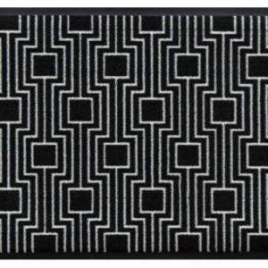Elegáns prémium lábtörlő – négyzetek
