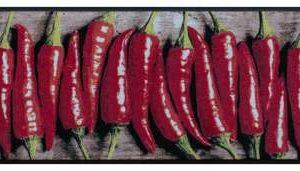 Konyhai prémium lábtörlő – paprika
