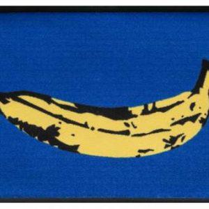 Konyhai prémium lábtörlő – sárga banán