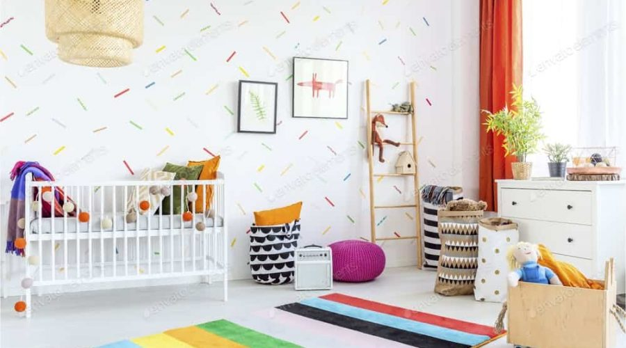 Scandinavian+color+baby+room+with+forest+inspirations+A+06